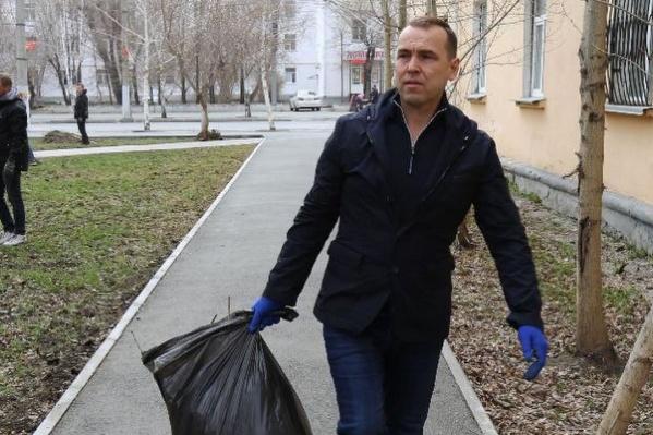 Шумков пообещал за несколько лет сделать Курган городом мечты