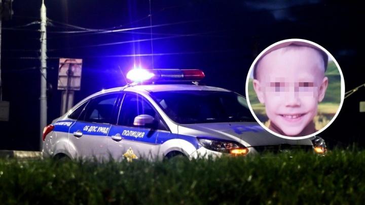 В центре Нижнего Новгорода пропал шестилетний мальчик. Его видели с неизвестным мужчиной