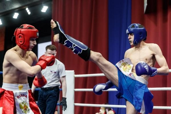 Чемпионат и первенство России по кикбоксингу проходят в Челябинске с 4 по 8 мая