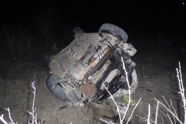 В аварии пострадали четыре человека, 20-летняя девушка погибла