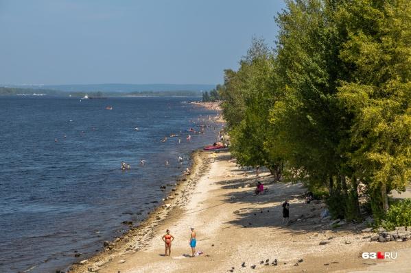 Дикие пляжи опасны для отдыхающих