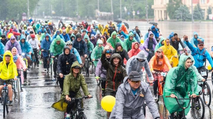 Движение в центре Ростова перекроют из-за велопарада