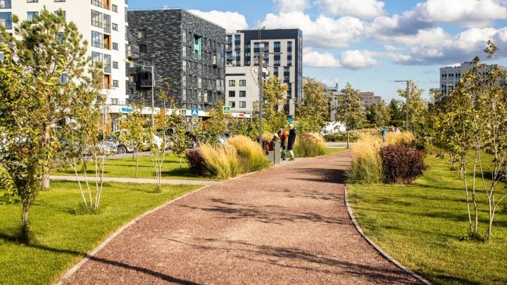Там, где всегда солнечно: как меняется самый молодой жилой район Екатеринбурга