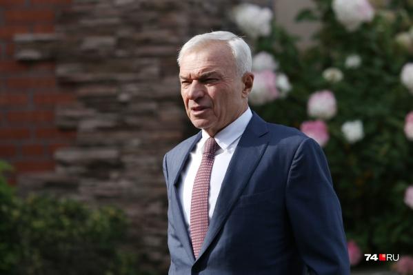 Виктор Рашников — один из богатейших российских бизнесменов