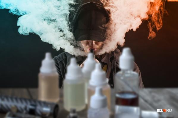 Чтобы работать химиком в лаборатории и делать жидкости для вейпов, никакого образования не надо
