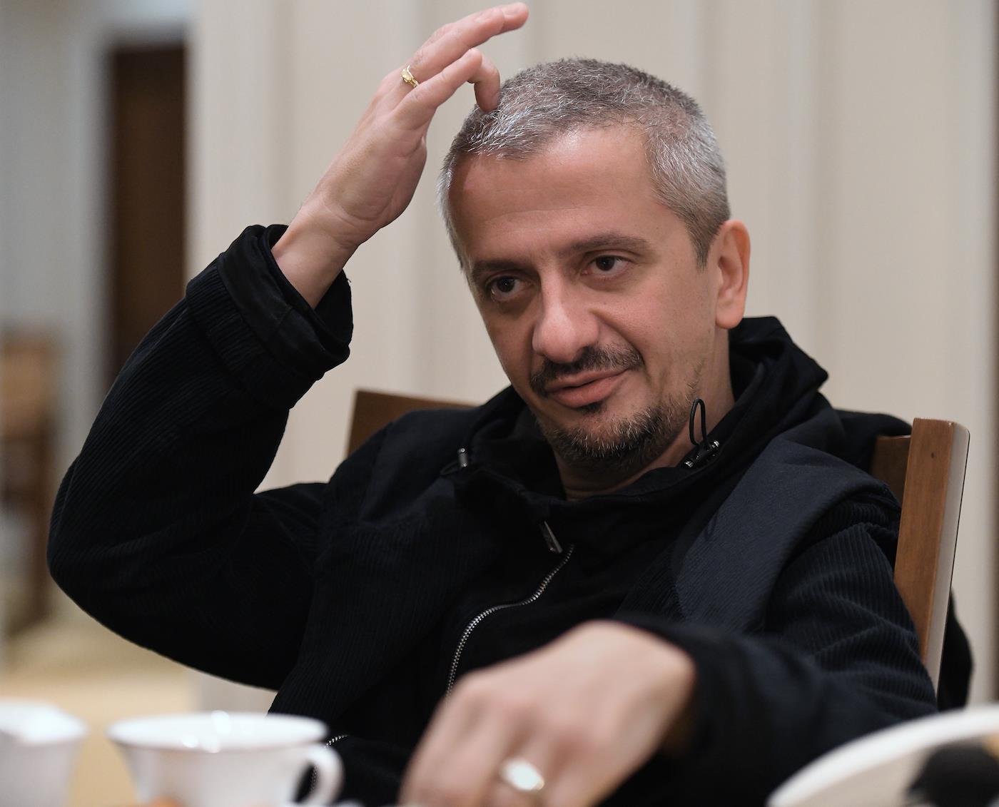 Константин Богомолов<br><br>автор фото&nbsp;Евгений Павленко/Коммерсантъ