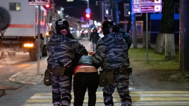 «Всех отследили»: как в Ярославле прошла и чем закончилась протестная акция сторонников Навального