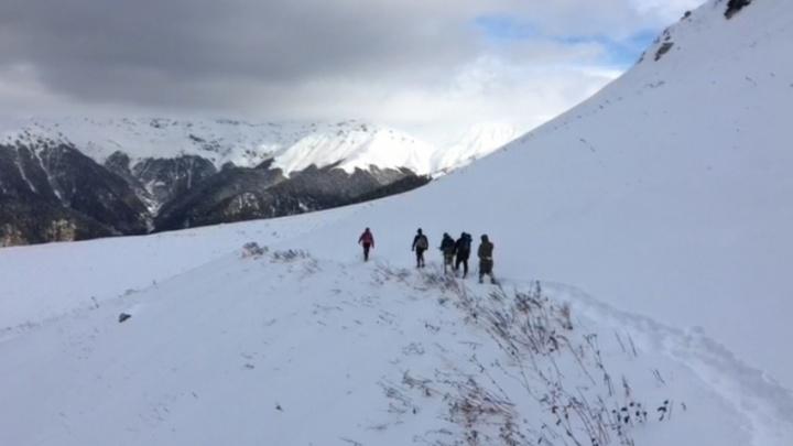 В горах Абхазии нашли пропавших уральских туристов