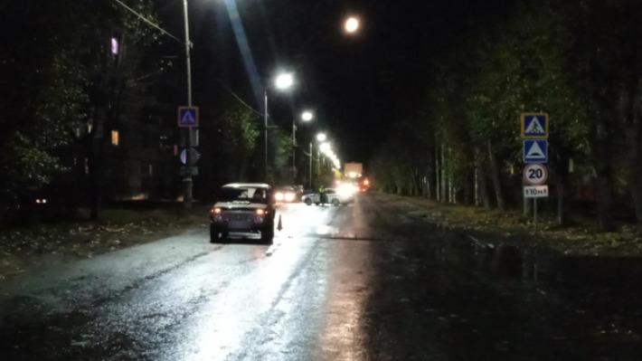 Северодвинца увезли в больницу с травмами головы после пьяного ДТП