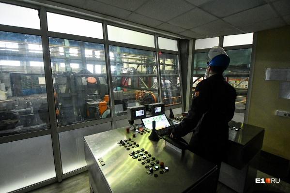 ЧП произошлов экспериментальном цехе Уралвагонзавода