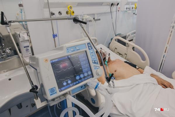 О том, что в больнице не хватает оборудования для кислородной поддержки, сообщили пациенты
