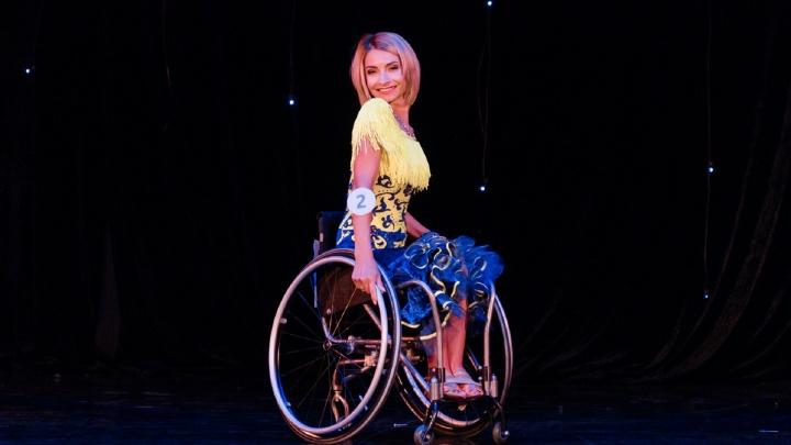 Пермячка прошла в финал международного конкурса красоты для девушек на колясках