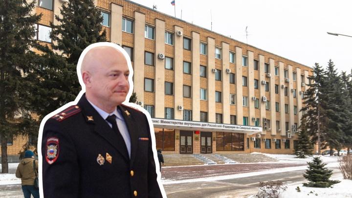 Начальника самарской полиции вернули на работу после подозрений во взятке от «Законовских»