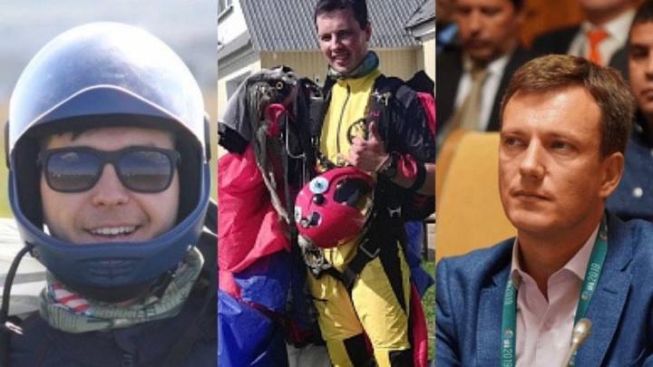 Ревизор, именитый спортсмен и экс-чиновник: четыре жителя Башкирии были на борту самолета, упавшего в Татарстане