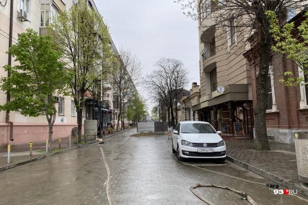 """В Краснодаре дожди будут идти целый день <nobr class=""""_"""">4 мая</nobr>"""