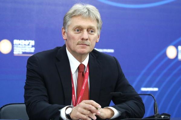 В Кремле считают недопустимым игнорирование этой проблемы со стороны региональных властей