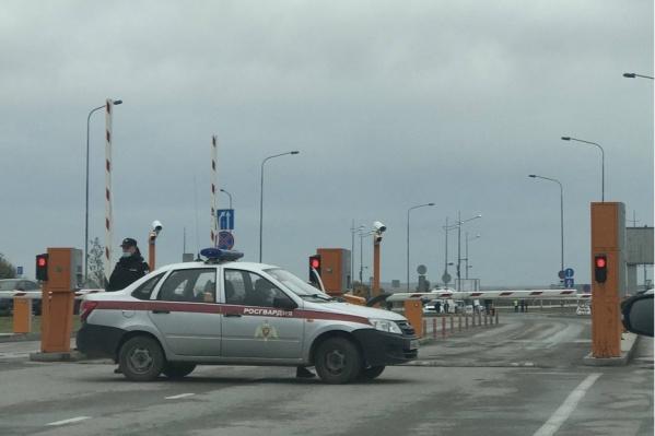 25 сентября правоохранительные органы оцепили терминал аэропорта Пермь