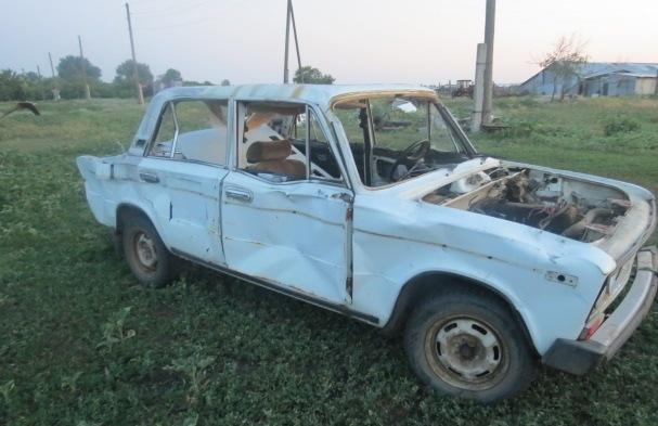 Угнал и разбил кувалдой: жителя Самарской области задержали за аферу с машиной