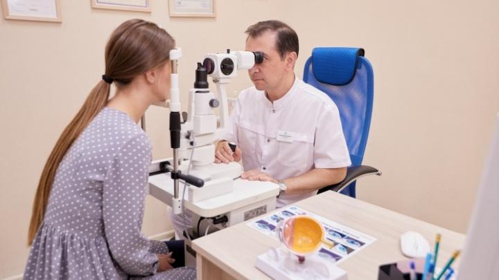 В Челябинске снизились цены на лазерную коррекцию зрения