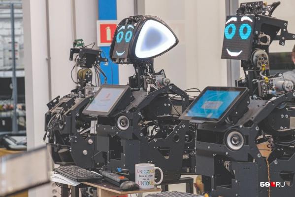 С создателем компании, сконструировавшей этих роботов, можно будет пообщаться на демодне фестиваля Rukami в Перми