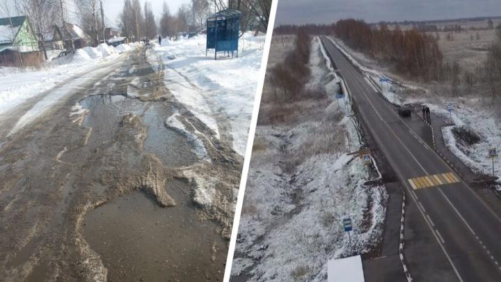 Проблемы в городе и на трассе: о ситуации на ярославских дорогах— коротко