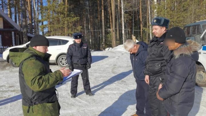 Следователи рассказали подробности об убийстве мужчины, которого нашли расчлененным под Екатеринбургом
