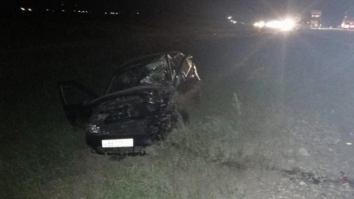 На трассе в Волгоградской области водитель из Мордовии устроил крупную аварию с пострадавшими