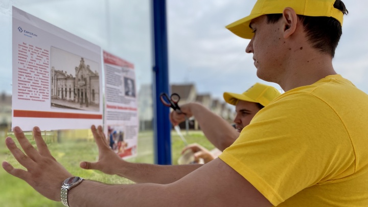 В преддверии Дня Победы в Котельниково вспомнили героические события прошлого