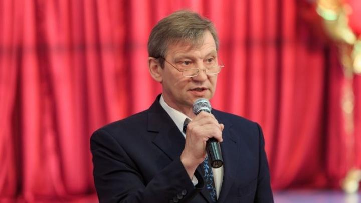 Скончался директор лицея им.Дягилева Андрей Кадочников