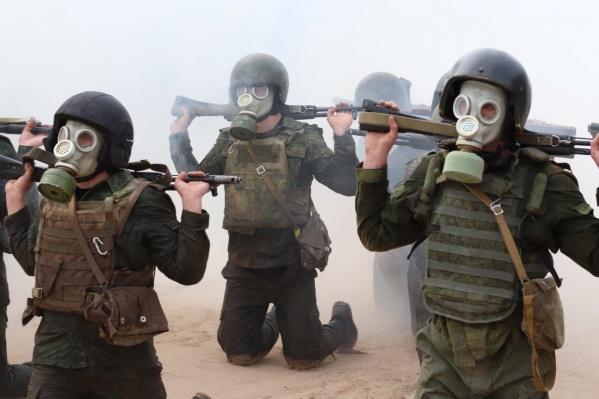 Спецназовцы должны пройти тяжелейшие испытания, чтобы заслужить краповый берет
