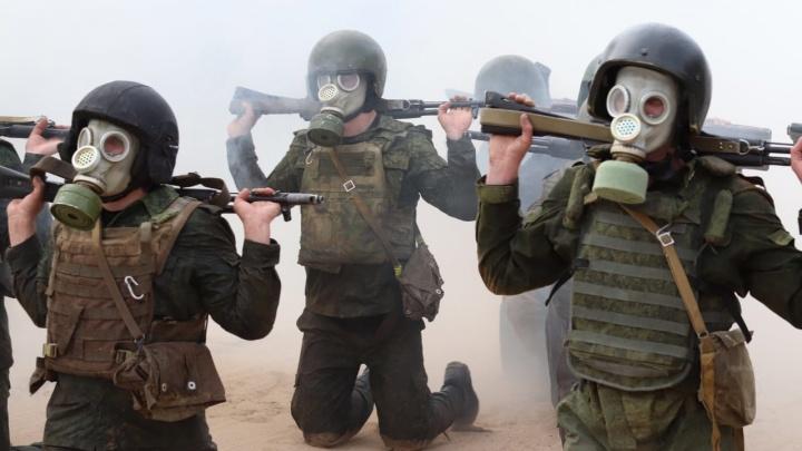 Выдержали только двое: как спецназовцы под Архангельском ныряли в ручей и шли врукопашную за краповый берет