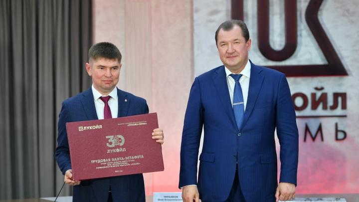 В Перми стартовала трудовая вахта, посвященная 30-летию ЛУКОЙЛа