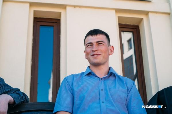Еще месяц назад Алексей готовился к предвыборной кампании