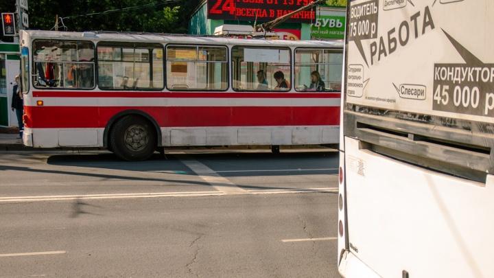 Названы сроки обновления общественного транспорта в Самаре