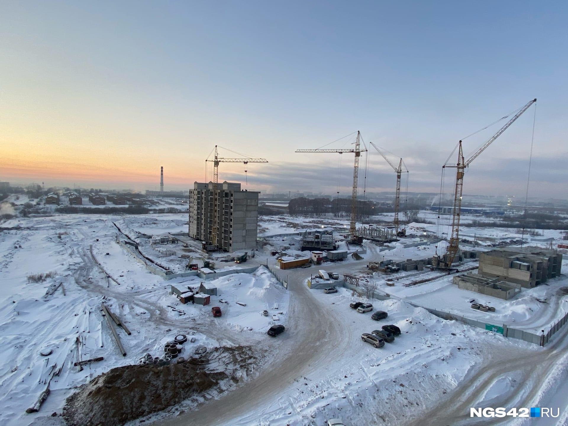 Власти планируют, что в 2021 году построят дорогу от бульвара Строителей до Металлплощадки