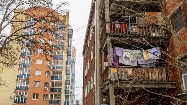 «Моемся в корыте у телевизора»: как живет одна из старейших коммуналок Ярославля