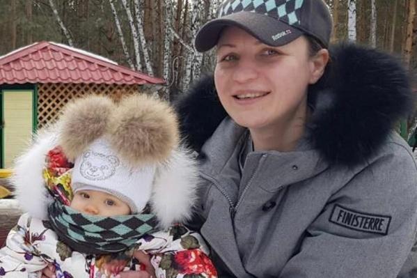 По словам Оксаны Фадиной, дочь растет разносторонней личностью