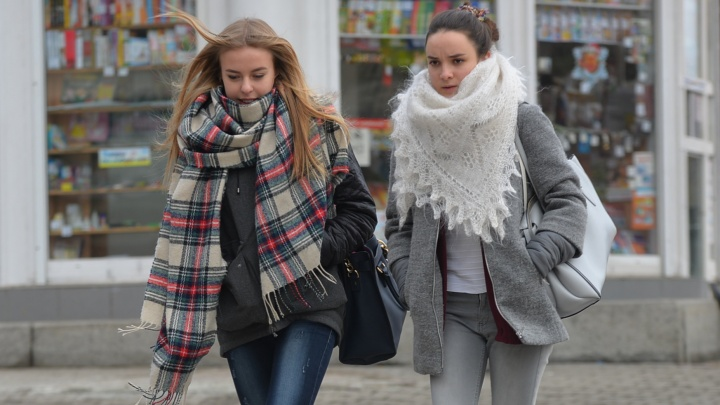 Синоптики предупредили свердловчан о резких заморозках