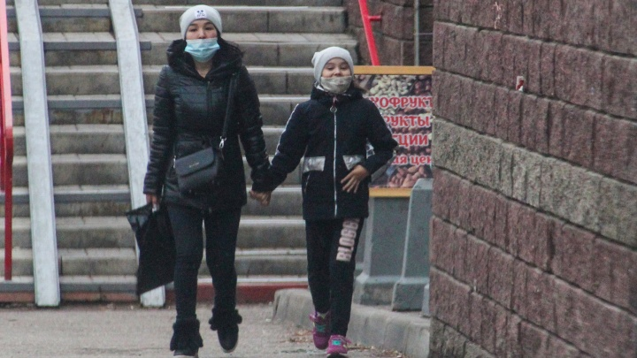Коронавирус наступает: в Башкирии занято 90% коечного фонда, болеют в основном дети
