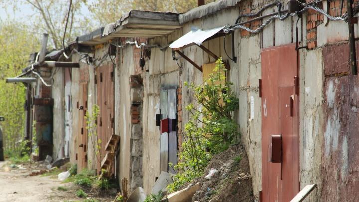 В Перми снесут 72 гаража, установленных незаконно