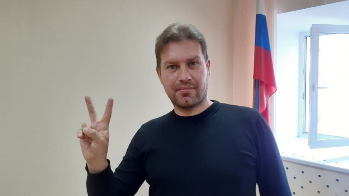 Архангельского фотографа арестовали на 10 суток за комментарии во «ВКонтакте» про выборы