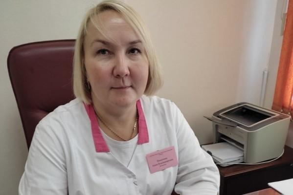 Анна Никитина заведует здравпунктом университета 25 лет