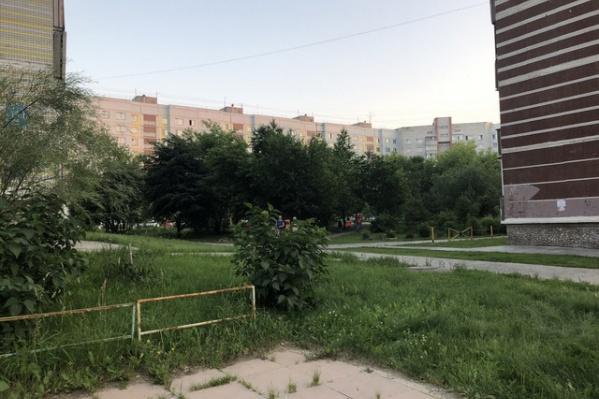 """Преступление произошло на <nobr class=""""_"""">улице Демакова</nobr>"""