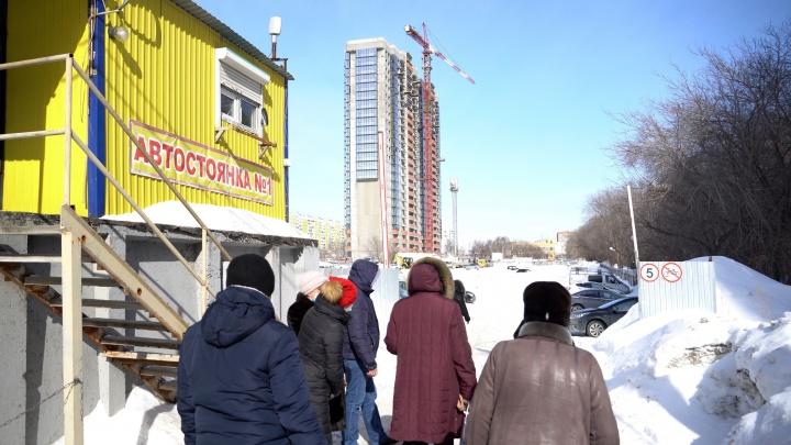 «Мы превратимся в детей подземелья»: почему самарцы протестуют против застройки Московского шоссе