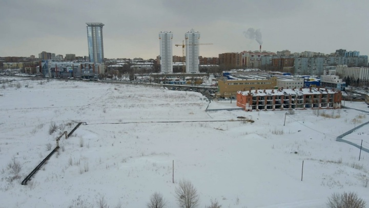 Компании Давидюка разрешили строить 250-метровые дома на ГПЗ-4