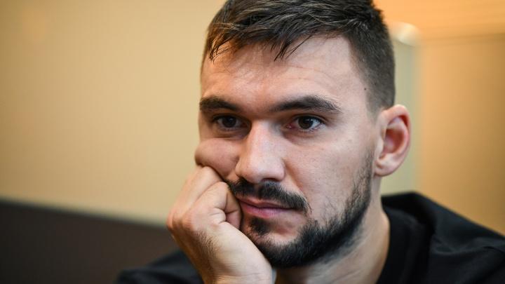 Вратарь Якуб Коварж уходит из «Автомобилиста»? Публикуем ответ клуба