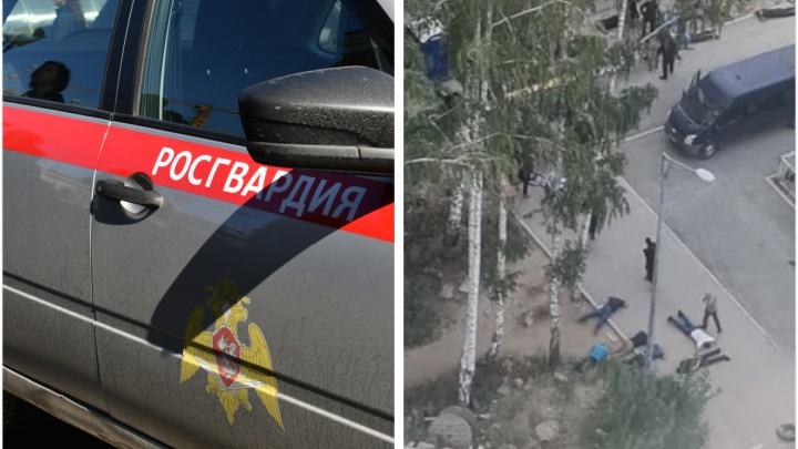 «Уважаемый человек, отсидел 19 лет»: стало известно, чьи поминки прервали росгвардейцы в Краснолесье