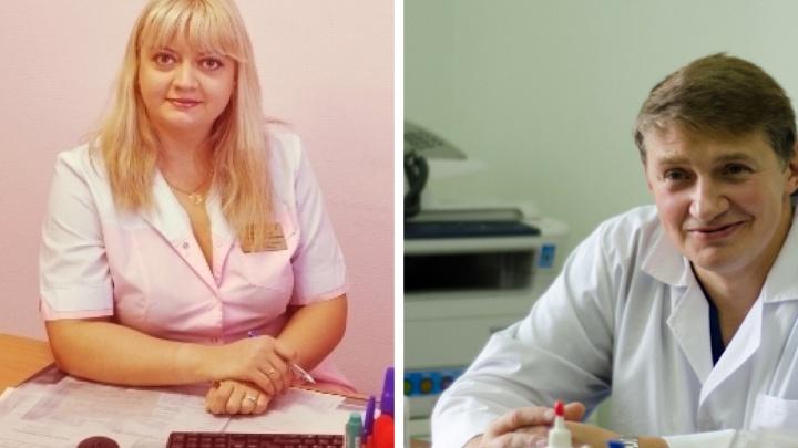 Названы лучшие врачи и медсестры Красноярского края