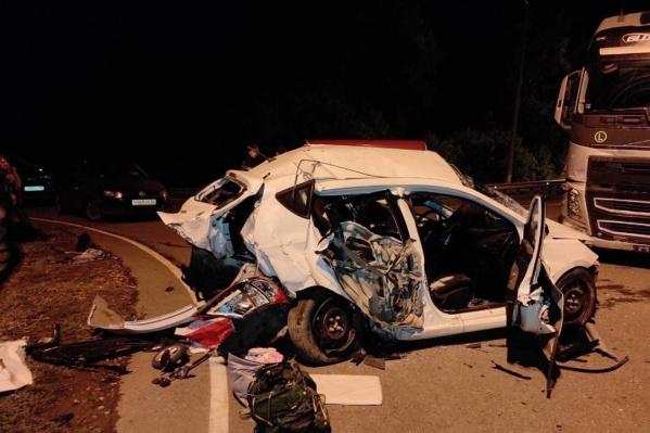 «Машину от удара перекрутило на дороге. Дети выжили только чудом»