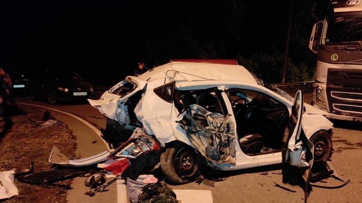 «Дети просят вернуть маму и папу»: в Самаре начался суд над полицейским за смертельное ДТП